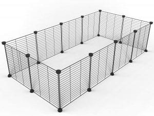 Indoor Rabbit Cage DIY