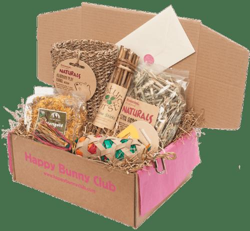 Happy Bunny Club Subscription Box
