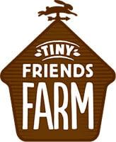 Tiny Friends Farm Russel logo